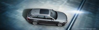 Future with Audi A4 Encore Fair
