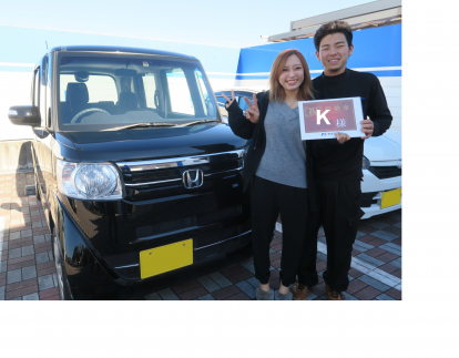 ★祝ご納車 (ホンダ・N BOX・DBA-JF1)★
