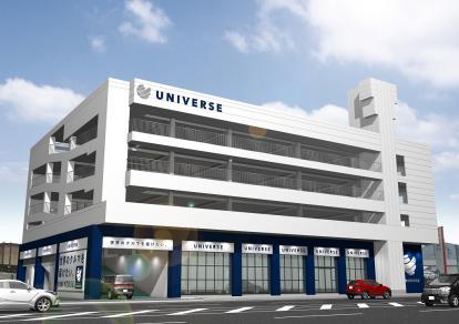 『UNIVERSE熊本店』が2019年9月14日(土)グランドオープン!!