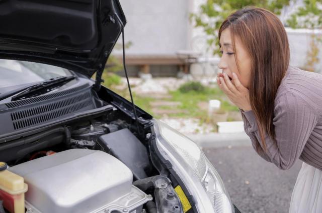 不動車は一体どういった車なの?いち早く処分したい理由と処理方法
