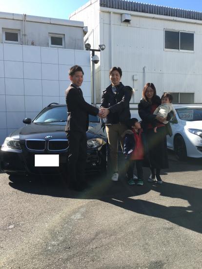BMW3シリーズ(ABAーVR20)