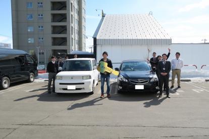 ★祝★ご納車「スバル レガシィB4 (DBA-BM9)」