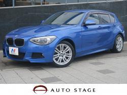 BMW 1シリーズ DBA-1A16をご契約された方の画像