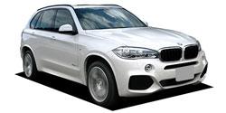 BMW X5 カタログ画像