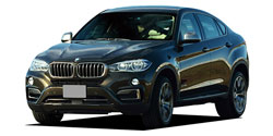 BMW X6 カタログ画像