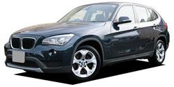 BMW X1 カタログ画像