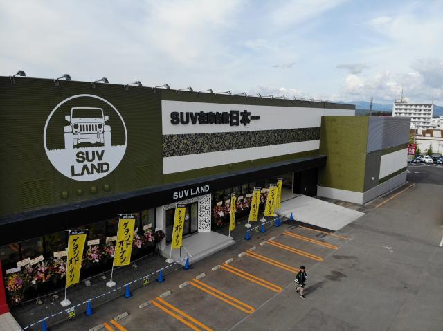 SUV LAND 札幌の店舗画像