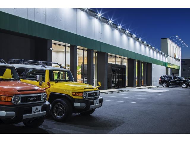 SUV LAND 千葉店舗画像