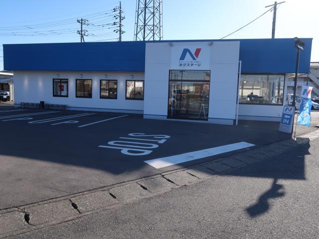 ネクステージ前橋 SUV専門店の店舗写真