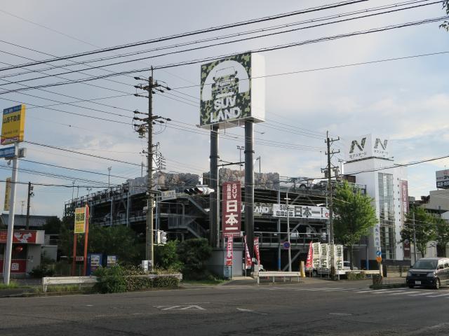 SUV LAND 名古屋の店舗画像