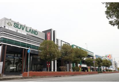 SUV LAND 神戸の店舗画像