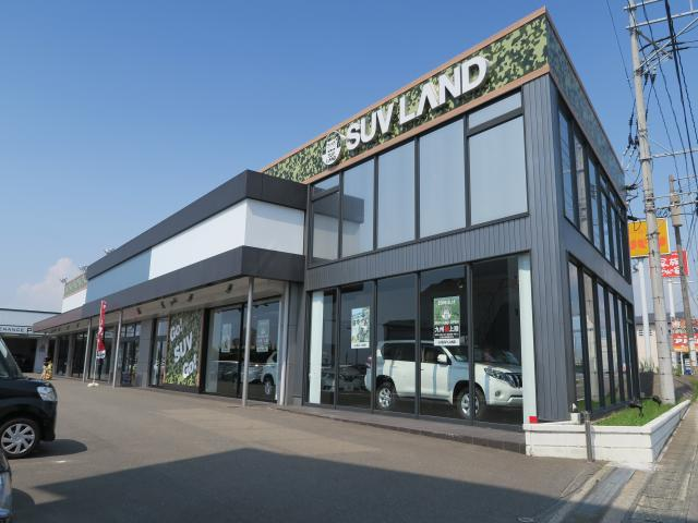 SUV LAND 福岡の店舗写真