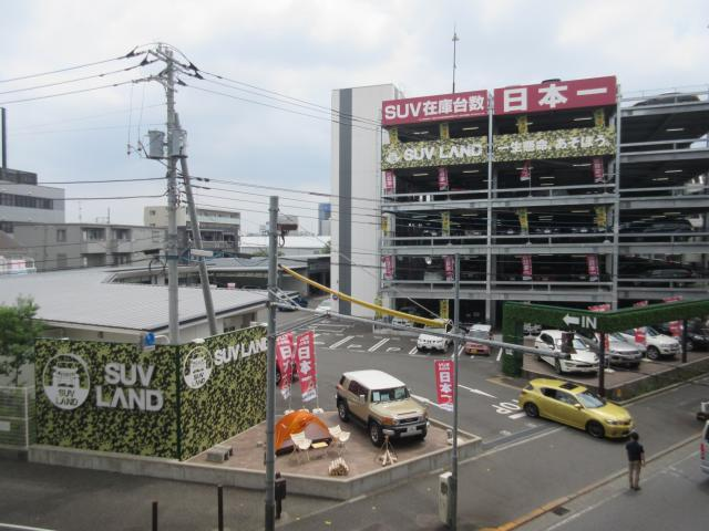 SUV LAND 横浜町田買取店の店舗画像
