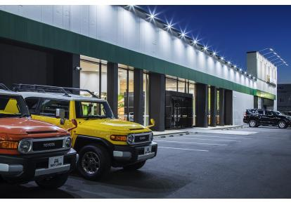 SUV LAND 千葉 買取店の店舗画像
