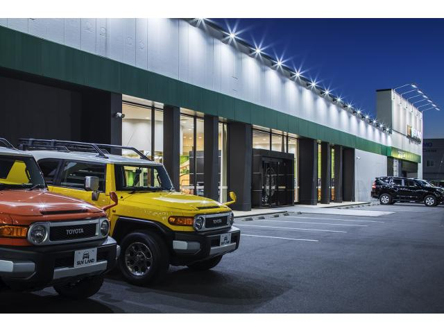 SUV LAND 千葉買取店の店舗画像