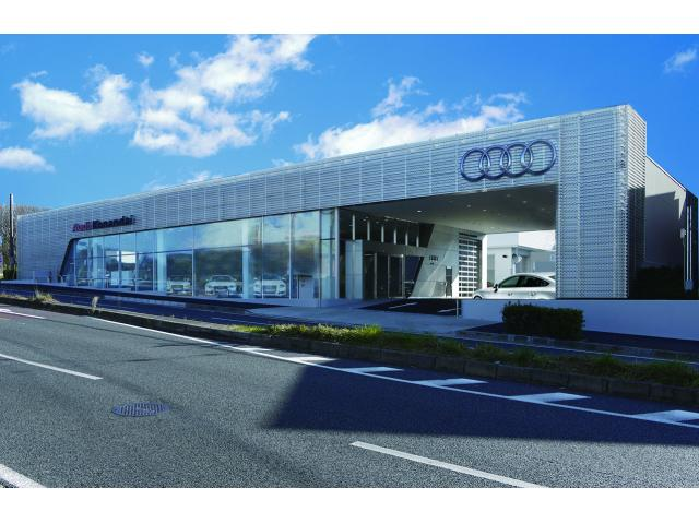 Audi 港南台の店舗画像