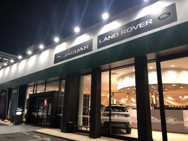 ジャガー・ランドローバー千葉北の店舗写真