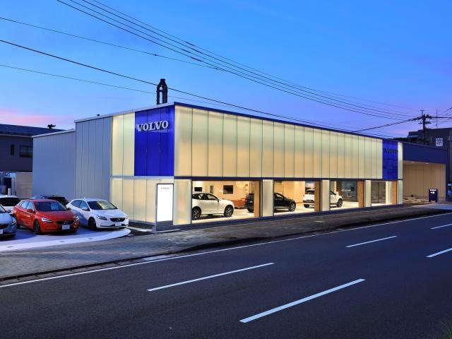 ボルボ・カー 大分の店舗写真