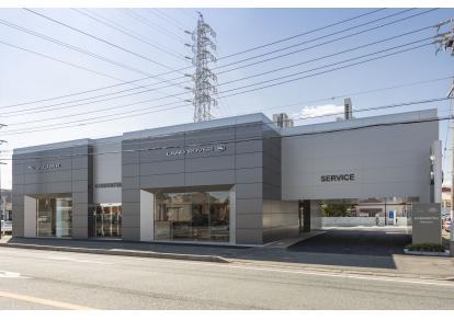 ジャガー・ランドローバー 浜松の店舗画像