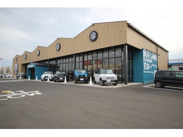 SUV LAND 鹿児島買取店の店舗画像