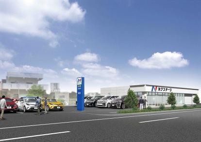 ネクステージ 沖縄うるま店の店舗画像