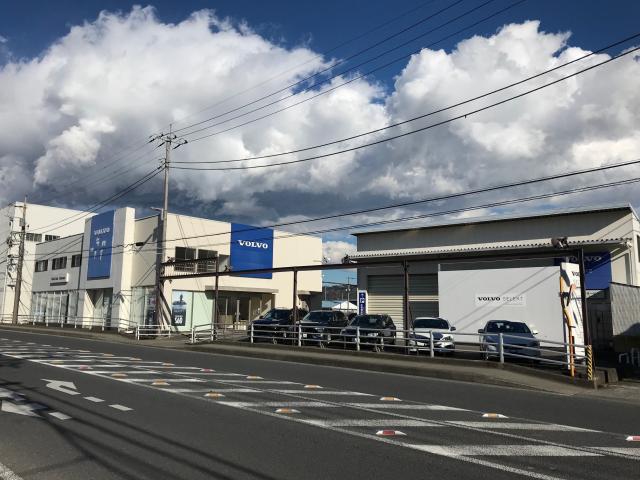 ボルボ・カーズ 小田原の店舗写真