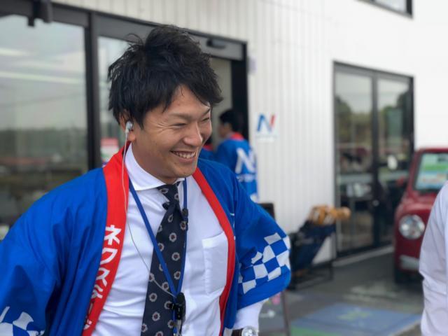 ネクステージのスタッフ写真 副店長 土屋 秀介