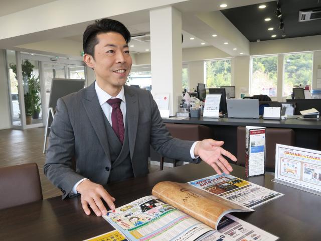 ネクステージのスタッフ写真 副店長 志賀野 大輔