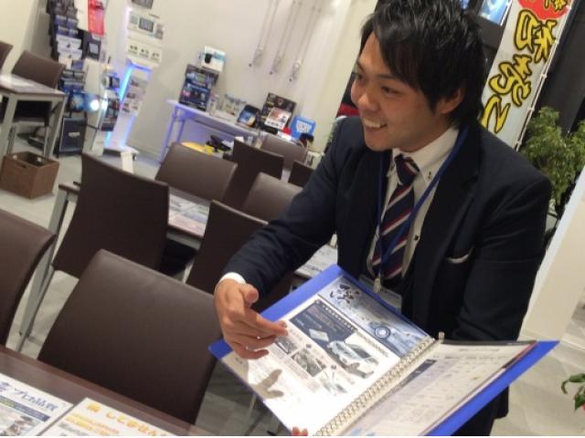ネクステージのスタッフ写真 店長 土岐 順一郎