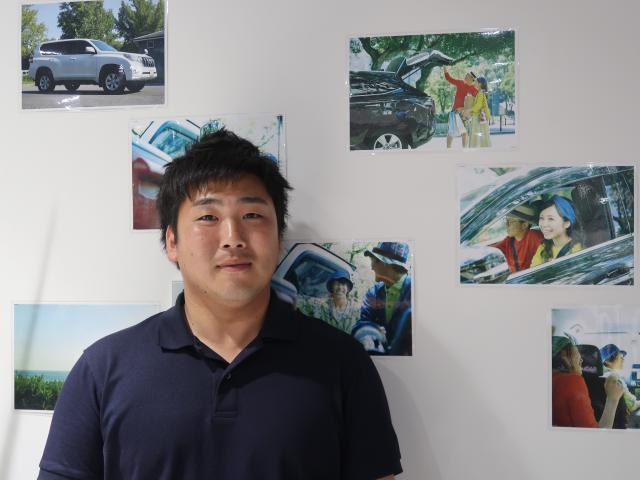 ネクステージのスタッフ写真 チーフアドバイザー 土田 貴雅