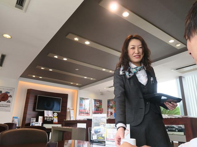 ネクステージのスタッフ写真 事務 宮脇 裕子