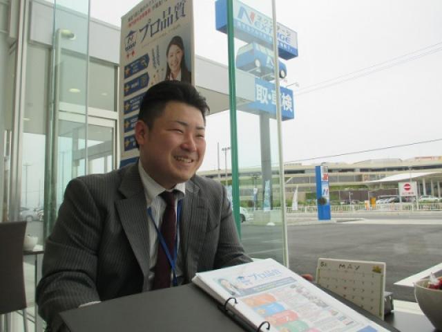 ネクステージのスタッフ写真 店長 山下 昭範