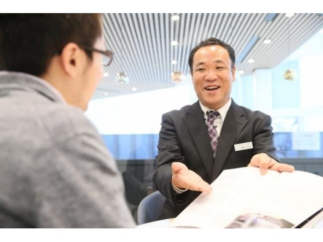 ネクステージのスタッフ写真 セールスマネージャー 森本 秀明