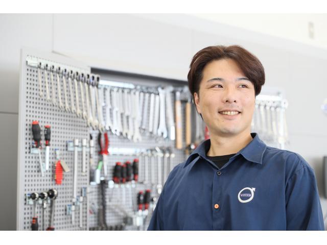 ネクステージのスタッフ写真 サービスアドバイザー 伊藤 慎太郎