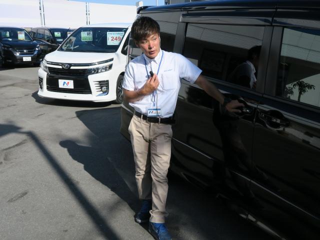 ネクステージのスタッフ写真 カーライフアドバイザー 谷口 永次