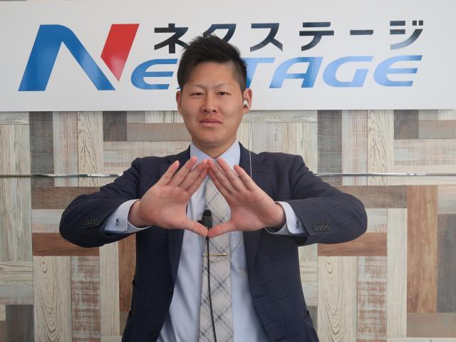 ネクステージのスタッフ写真 チーフアドバイザー 近藤 龍太朗