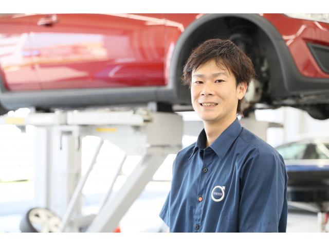 ネクステージのスタッフ写真 サービスアドバイザー 薗田 和明