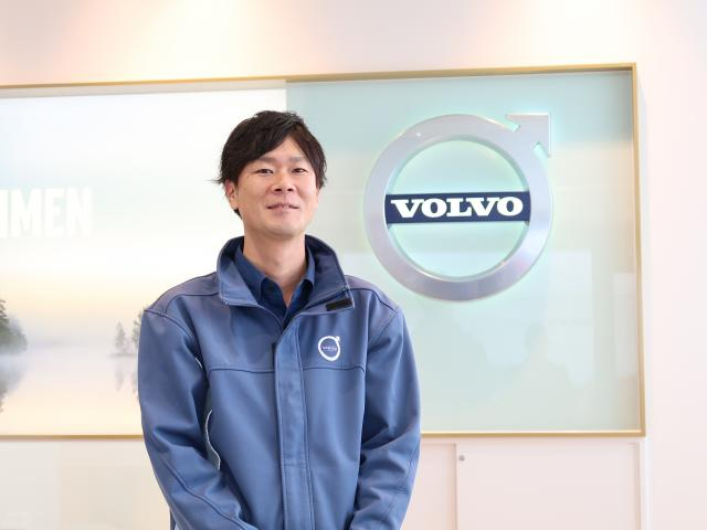 ネクステージのスタッフ写真 サービスマネージャー 薗田 和明