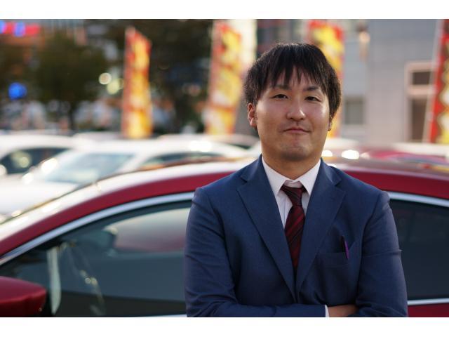 ネクステージのスタッフ写真 カーライフアドバイザー 平井 瑞樹