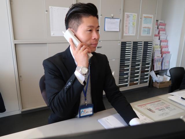 ネクステージのスタッフ写真 副店長 松永 大輝