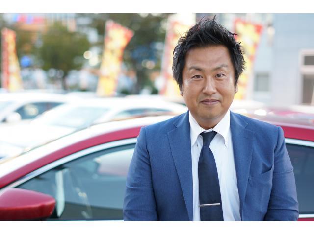 ネクステージのスタッフ写真 店長 古田 暁男