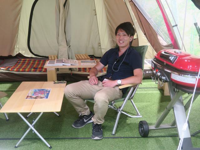 ネクステージのスタッフ写真 カーライフアドバイザー 太田 勇次