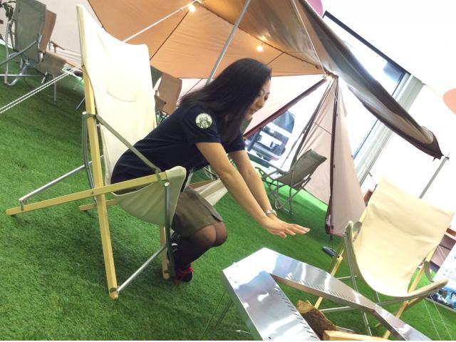 ネクステージのスタッフ写真 カーライフプランナー 宮崎 のり恵