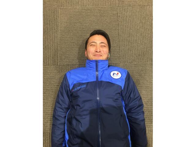 ネクステージのスタッフ写真 チーフアドバイザー 市川 翔太