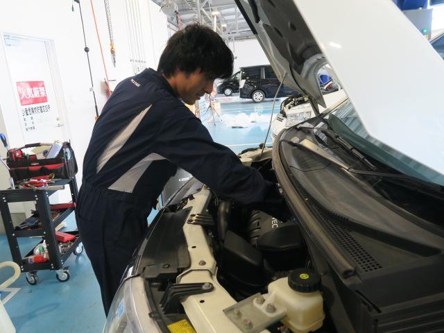 ネクステージのスタッフ写真 工場長 江川 隆博