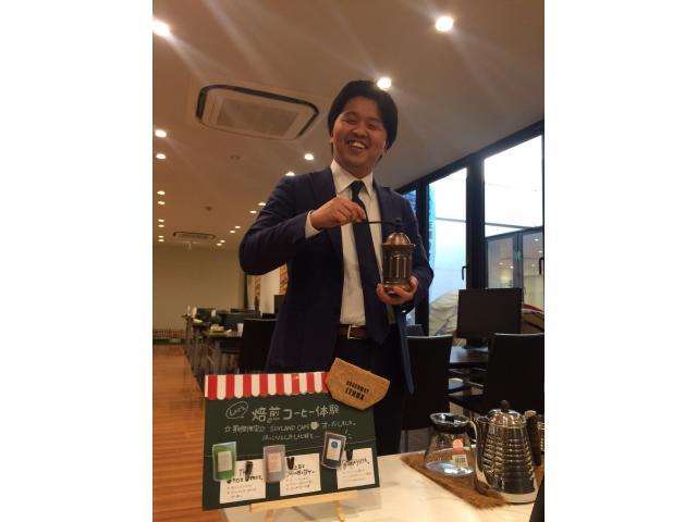 ネクステージのスタッフ写真 店長 澤田 和也