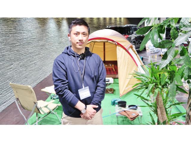 ネクステージのスタッフ写真 カーライフアドバイザー 平瀬 俊志