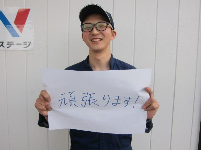 ネクステージのスタッフ写真 メカニック 鈴木 健治
