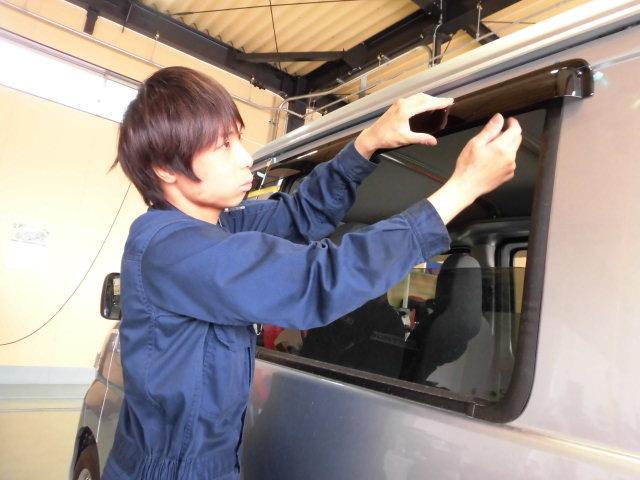 ネクステージのスタッフ写真 メカニック 村瀬 健太