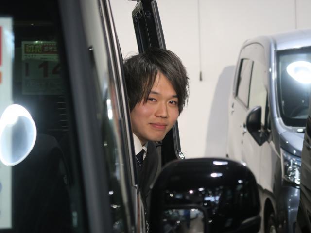 ネクステージのスタッフ写真 カーライフアドバイザー 渡邊 雄基